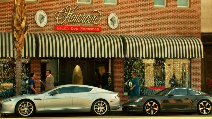IMCDborg Aston Martin Rapide S In NCIS Los Angeles - Aston martin los angeles
