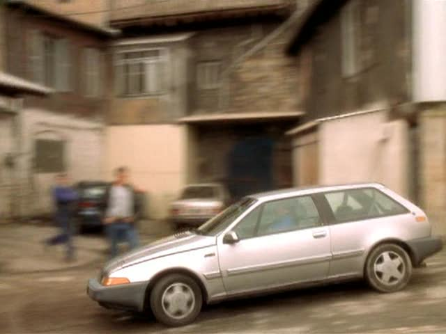 Imcdb 1987 Volvo 480 Es In Les Savates Du Bon Dieu 2000