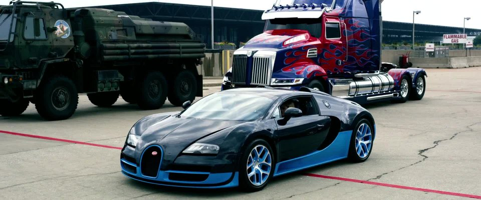Bugatti veyron grand sport vitesse transformers - photo#10