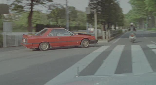 IMCDb org: 1981 Nissan Skyline Turbo EX [R30] in