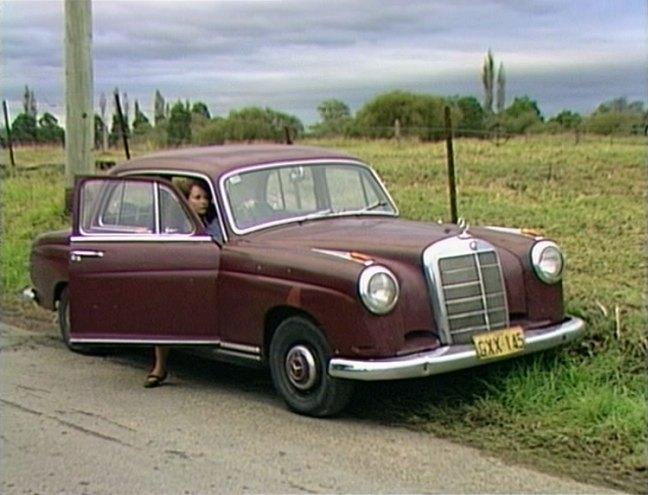 1954 mercedes benz 220 in a country for What country is mercedes benz from
