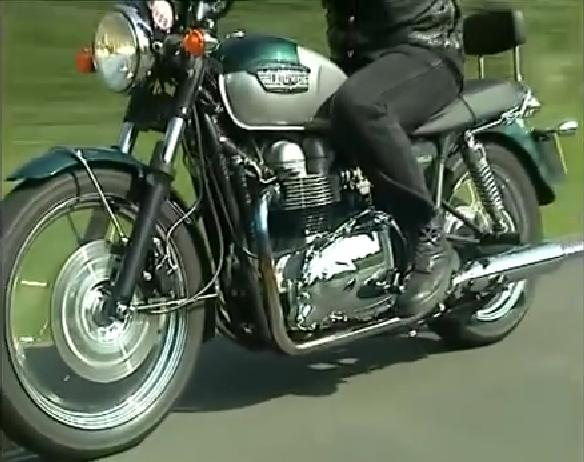imcdb org 2001 triumph bonneville t100 in story of the triumph