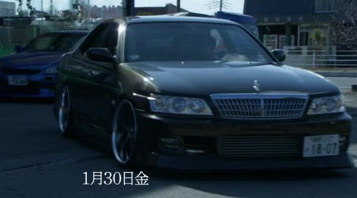 "IMCDb.org: 1997 Nissan Laurel [C35] in ""Tsumetai nettaigyo ...: http://www.imcdb.org/vehicle_690383-Nissan-Laurel-C35-1997.html"