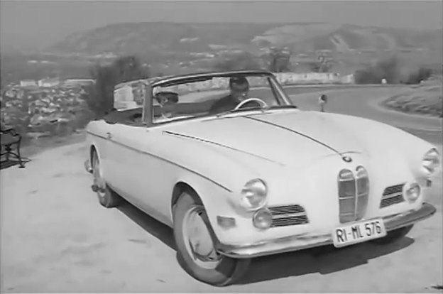 imcdborg 1956 bmw 503 in quotder musterknabe 1963quot