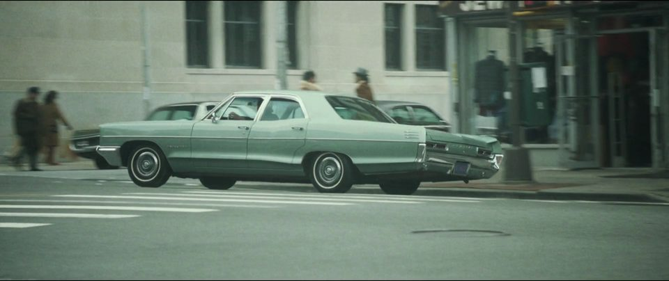 1966 Pontiac Star Chief Executive Four Door Sedan 25639