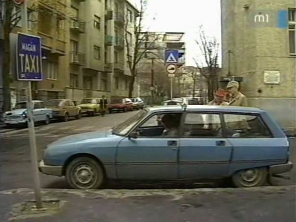 1980 Citroën GSA Break