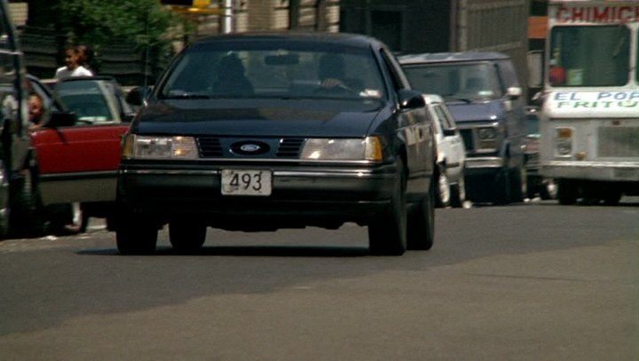 "1990 Ford Taurus >> IMCDb.org: 1990 Ford Taurus 'Police Package' [55A] in ""NYPD Blue, 1993-2005"""