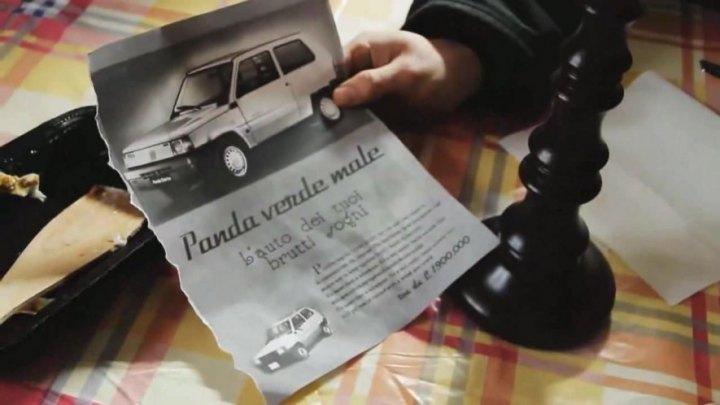 Imcdb 1990 Fiat Panda Elettra 141a In La Terra Dei Morti