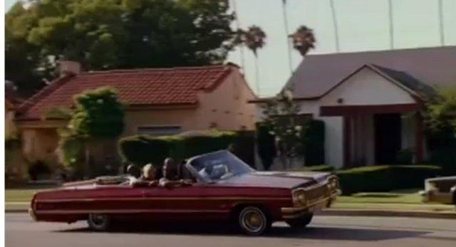 imcdborg 1964 chevrolet impala convertible 1867 in