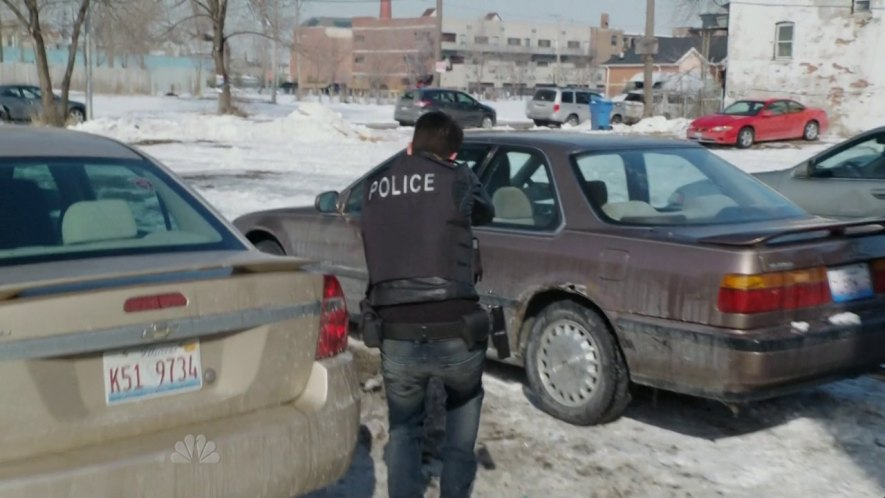 Imcdb 1990 Honda Accord Coup Ex Cb In Chicago Pd 2014 2018