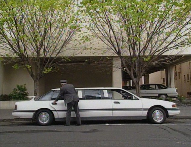 1988 Ford LTD Stretched Limousine [DA]