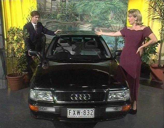 Imcdb Org 1994 Audi 80 B4 Typ 8c In Quot Full Frontal 1993