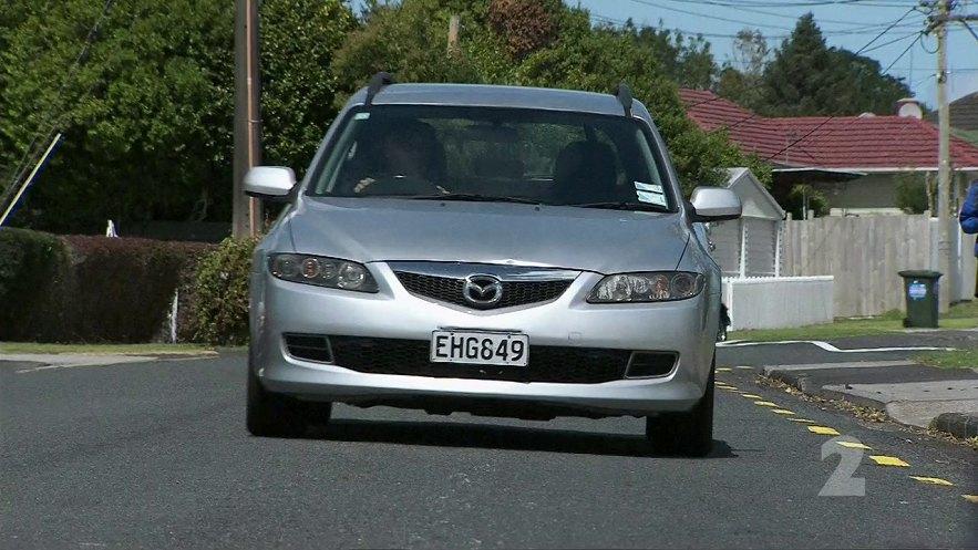 IMCDb.org: 2008 Mazda 6 GSX in \