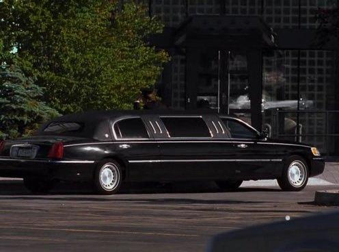 lincoln limousine 2001 model