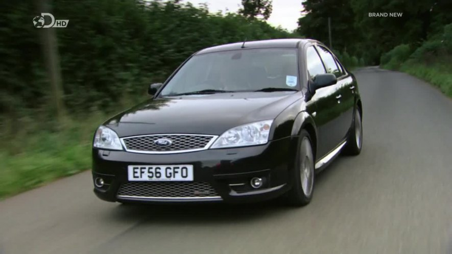 Imcdb 2006 Ford Mondeo St220 Mkiii In Fifth Gear 2002 2018