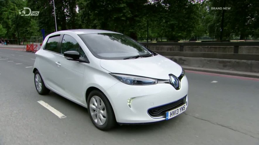 2013 renault zoe dynamique intens x10 in fifth gear 2002 2015. Black Bedroom Furniture Sets. Home Design Ideas