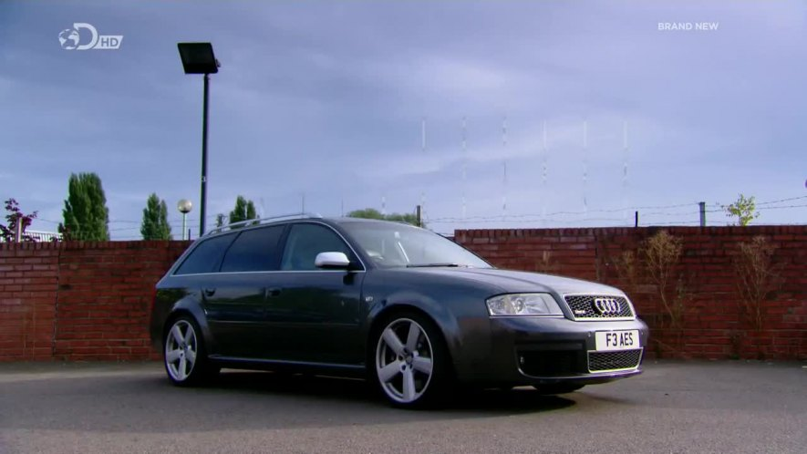 2004 audi rs6 avant c5 typ 4b in fifth gear. Black Bedroom Furniture Sets. Home Design Ideas