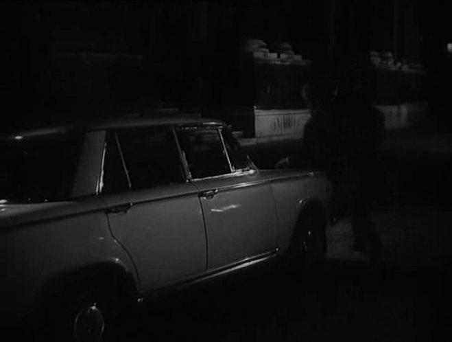 Imcdb 1961 Fiat 1500 115 In Belphegor 1965