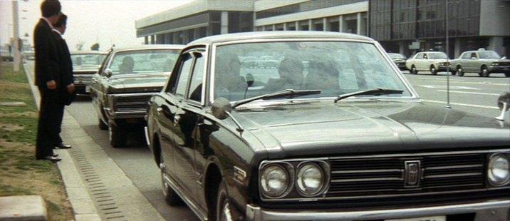 nissan gloria 1971