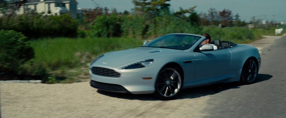 Imcdb Org 2013 Aston Martin Db9 Volante In Quot The Other