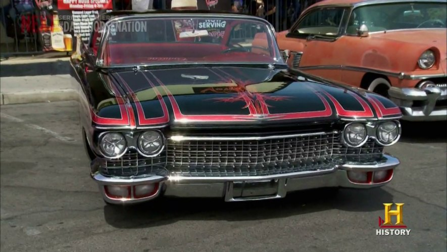Imcdb Org 1960 Cadillac Coupe Deville In Quot Counting Cars