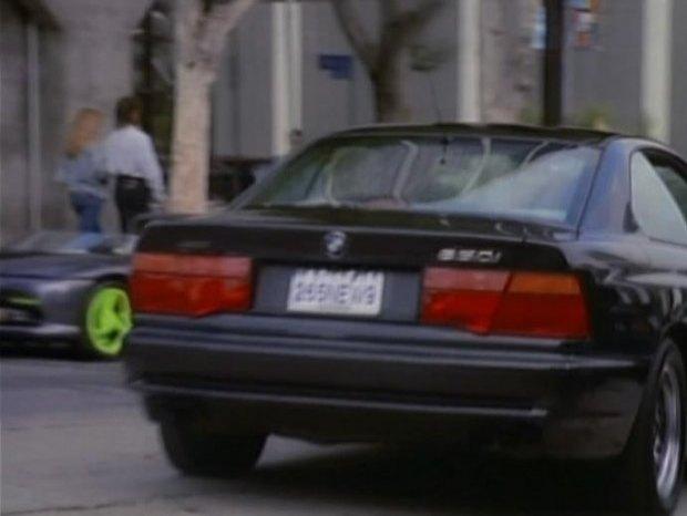 1991 BMW 850i E31