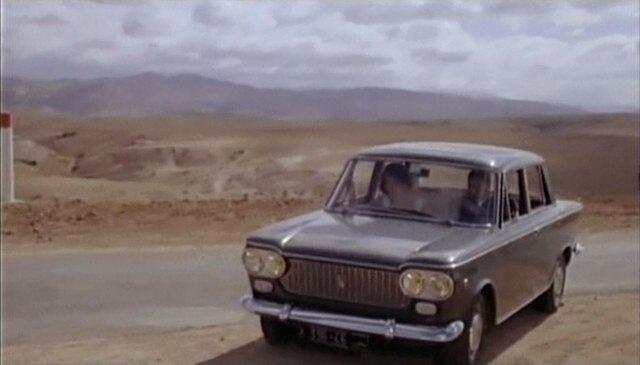 Imcdb 1961 Fiat 1500 In Our Man In Marrakesh 1966