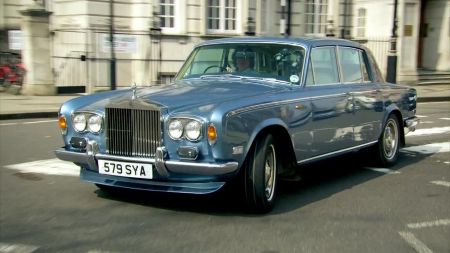 The Car S The Star The Rolls Royce Silver Shadow
