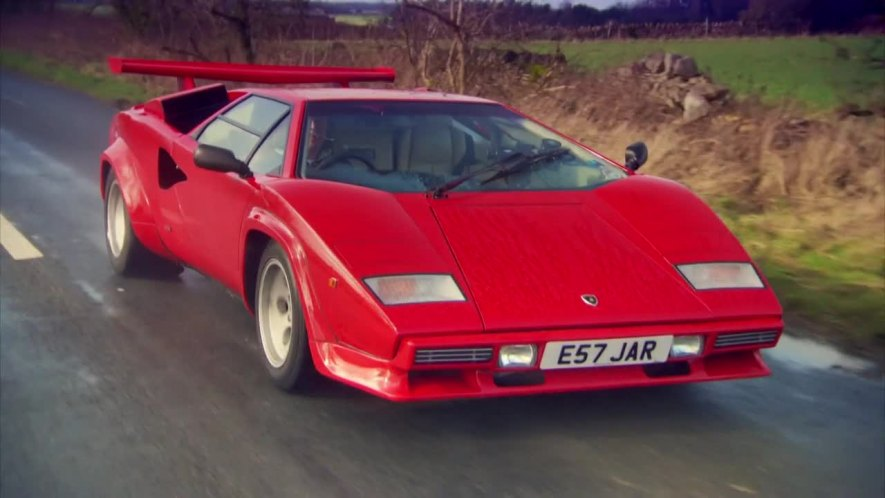 1987 lamborghini countach 5000 qv in james may 39 s cars of. Black Bedroom Furniture Sets. Home Design Ideas