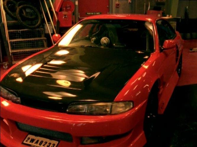Imcdb Org 1994 Nissan Silvia S14 In Quot Power Rangers Rpm