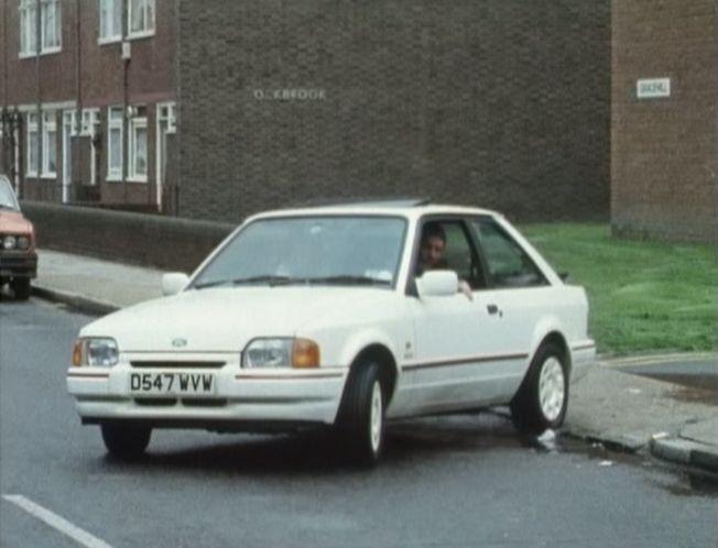 Le meilleur: escort xr3i 1987