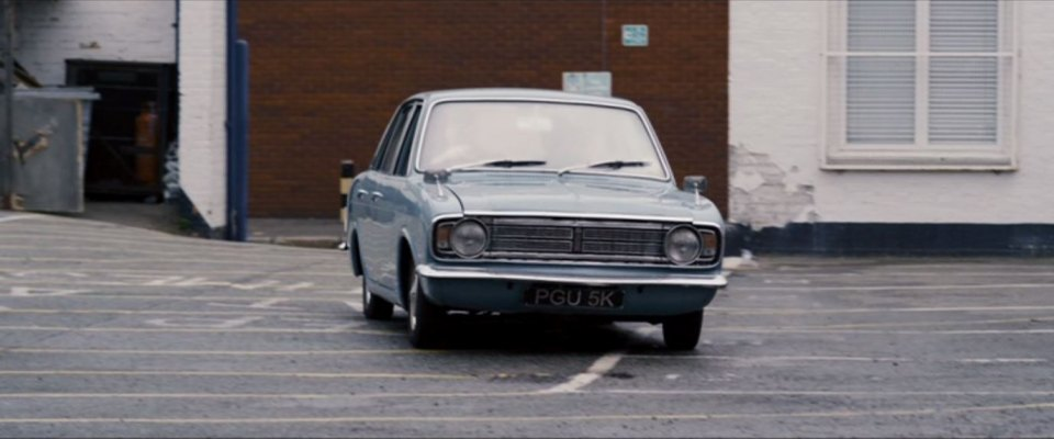 1967 Ford Cortina Deluxe MkII