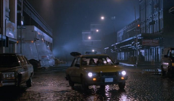 """Used Cars Usa >> IMCDb.org: 1981 Peugeot 505 [551A] in """"Slaves of New York, 1989"""""""