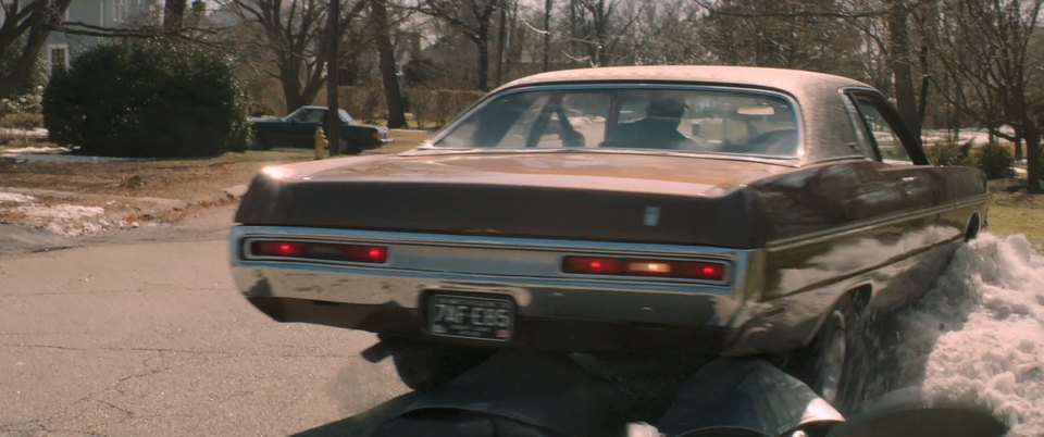 1970 plymouth fury ii gran coupe in life of crime 2013 - 1970 plymouth fury gran coupe ...