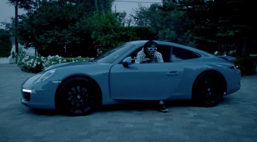 "IMCDb.org: 2012 Porsche 911 Carrera [991] in ""Wiz Khalifa ..."