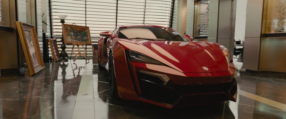 118 Autocraft W Motors Lykan Hypersport Rot Red  eBay