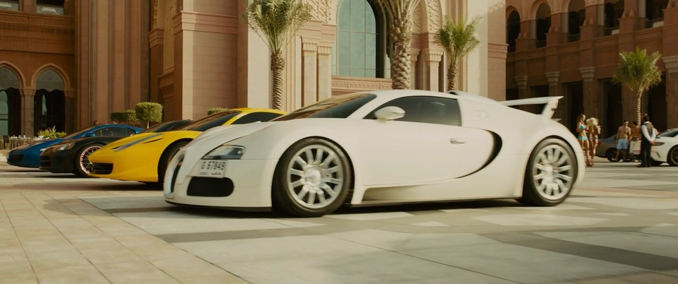 2011 bugatti veyron in furious 7 2015. Black Bedroom Furniture Sets. Home Design Ideas