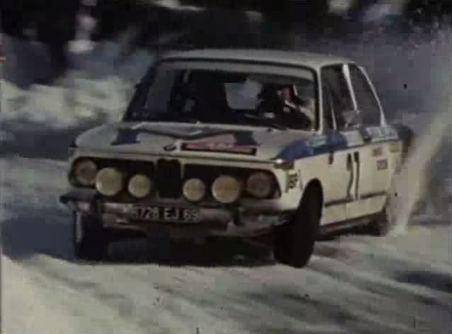 Imcdb Org  1971 Bmw 2002 Ti In  U0026quot The Evolution Of The Drift