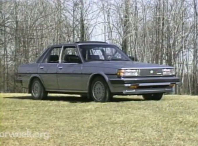 1985 Toyota Cressida Luxury Sedan [MX73]