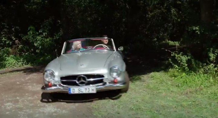 Mercedes-Benz 190 SL [W121.042]