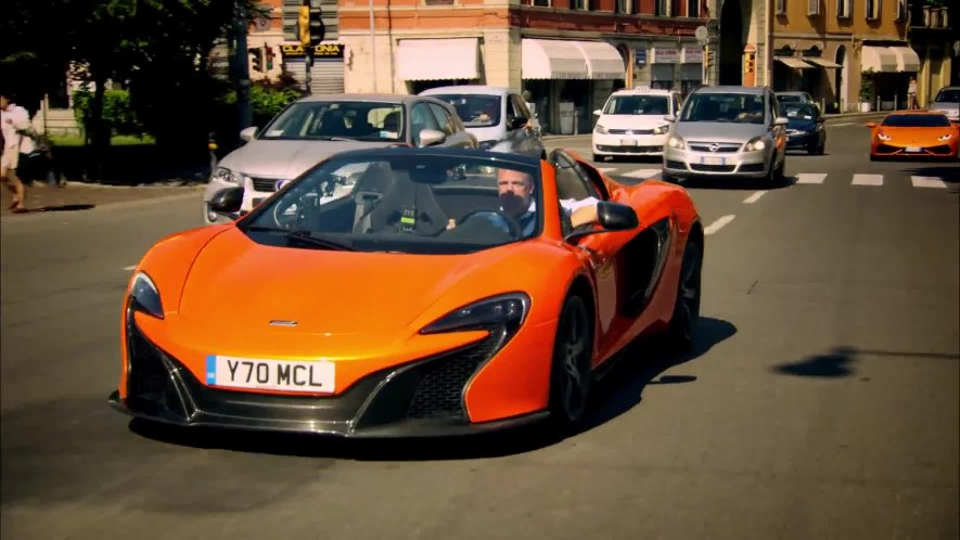 2014 mclaren 650s spider in top gear the perfect road trip 2 2014. Black Bedroom Furniture Sets. Home Design Ideas