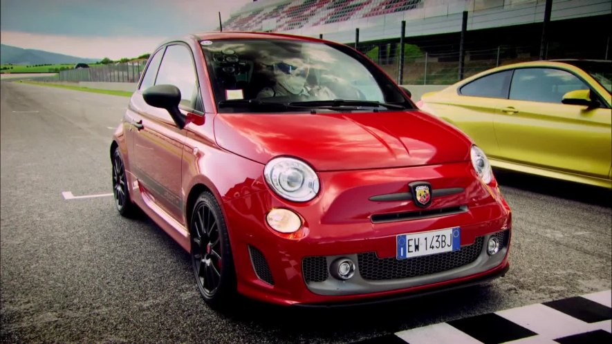 2014 abarth 595 312 in top gear the perfect road trip 2 2014. Black Bedroom Furniture Sets. Home Design Ideas