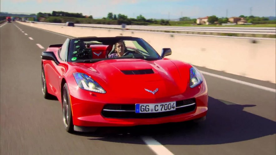 2014 chevrolet corvette stingray c7 in top gear the. Cars Review. Best American Auto & Cars Review