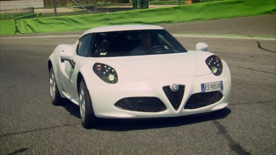 2014 alfa romeo 4c in top gear the perfect road trip 2 2014. Black Bedroom Furniture Sets. Home Design Ideas
