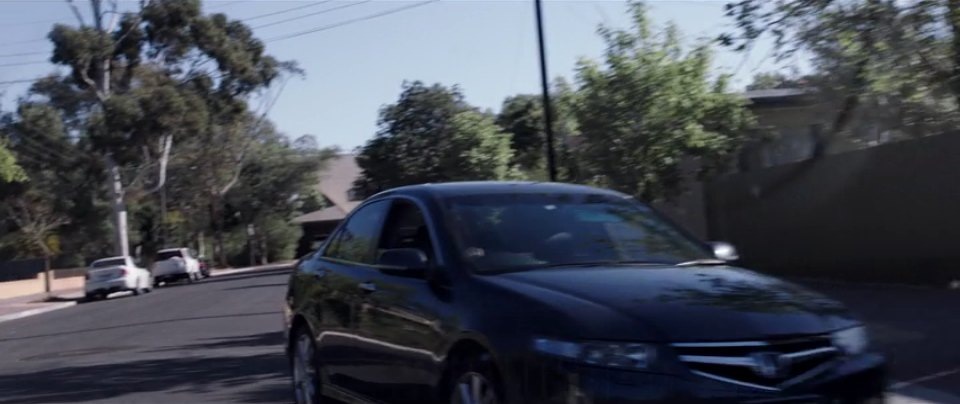 "IMCDb.org: 2006 Honda Accord Euro [CL] in ""The Babadook, 2014"""