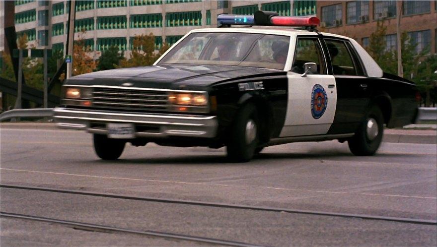 Imcdb Org 1978 Chevrolet Impala In Police Academy 3 Back