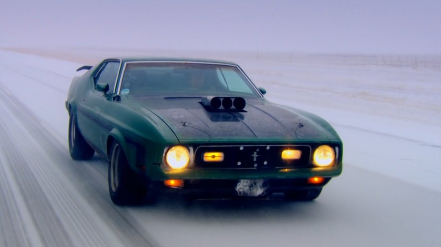 Imcdb 1971 ford mustang mach 1 in top gear 2002 2015 publicscrutiny