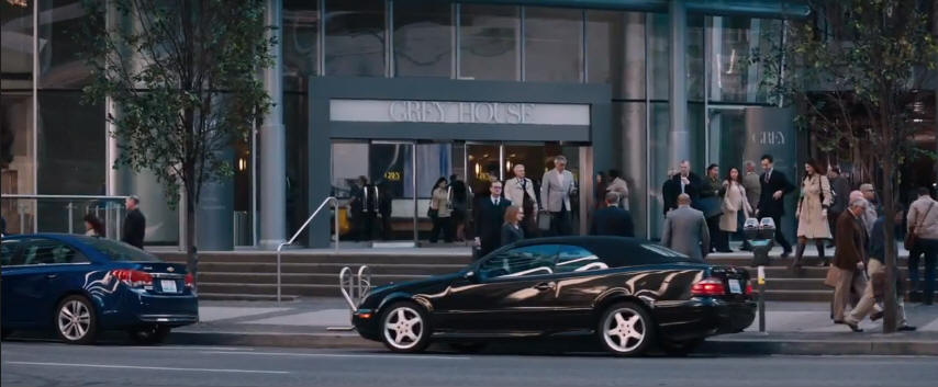 Mercedes benz clk a208 in fifty shades of for Mercedes benz shades