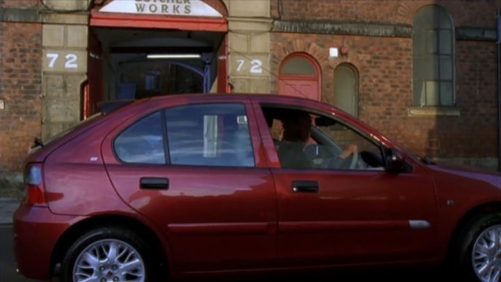 Imcdb 2004 Rover 25 16 Sxi R3 In Silent Witness 1996 2018