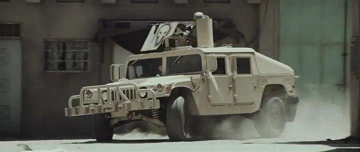 AM General HMMWV M1044